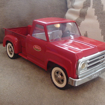 Kevin's 1970s Tonka Truck Survivor! - Model Cars