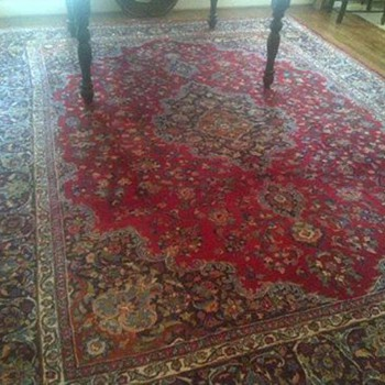 Persian rug - Rugs and Textiles