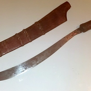 Borneo WW2 knife - Tools and Hardware