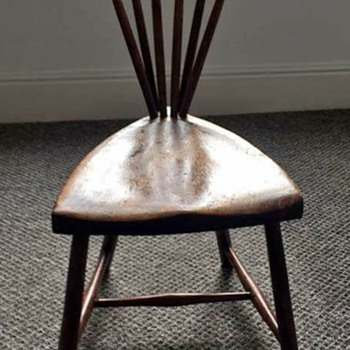 info on unusual chair please - Furniture