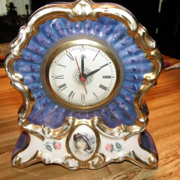 Gilbert electric clock
