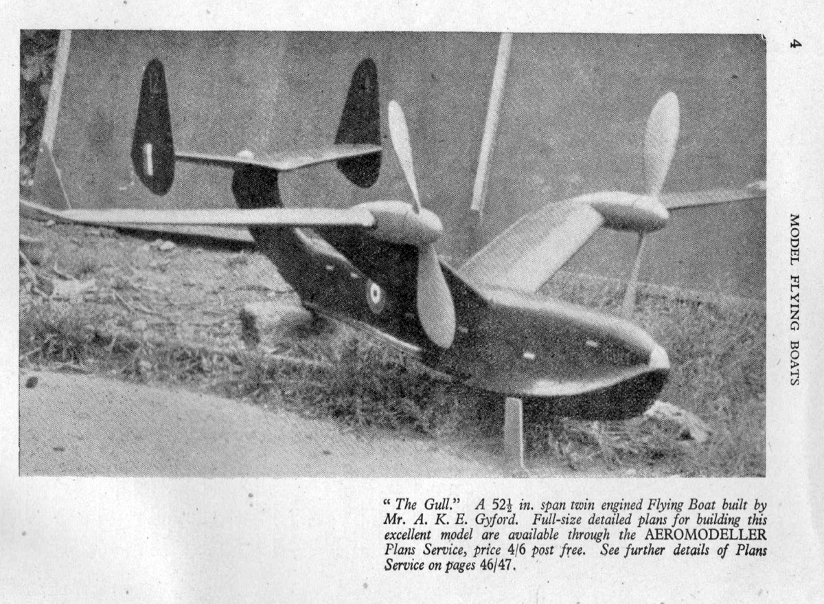 1943 - Model Flying Boats | Collectors Weekly