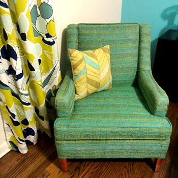 Pair of Mid Century Modern Chairs  - Furniture