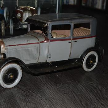 CIJ Citroen C6 berline toy - Model Cars