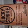 Nice old Lucky Strike stoe box