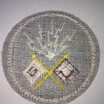 Mystery patch ? - Military and Wartime
