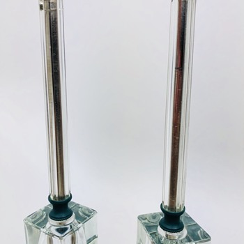 Anyone know this maker? - Lamps