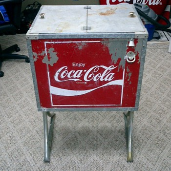 Coca Cola Box...What is it?? - Coca-Cola