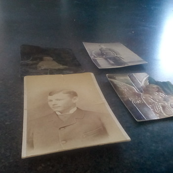 more of my great granpa clutter - Photographs