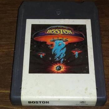 BOSTON - Records