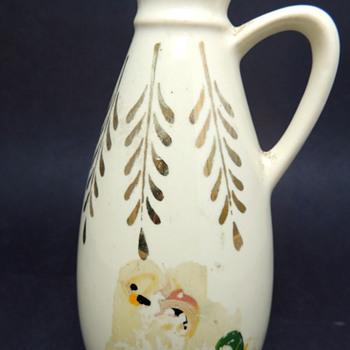 Old Honey Jar from Miami Beach? - Pottery