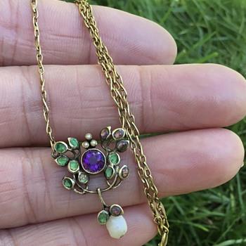 Jessie Marion King? Necklace - Fine Jewelry