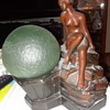 Art Deco nude lady lamp passed down to at least 4 generations.