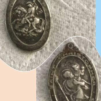 vintage pendants - Victorian Era