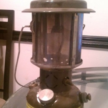 Army Gas Lantern
