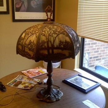 Lamp from my mother - Lamps