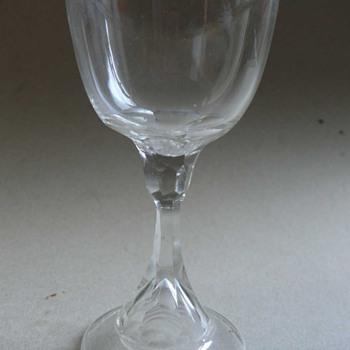 my mystery wine goblet