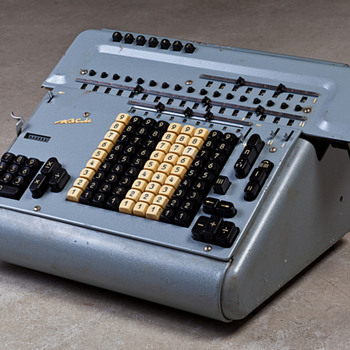USSR electro-mechanical calculator VMA-2  - Office
