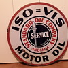 My favorite  sign from our Standard Oil collection