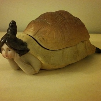 Naughty Turtle Lady - Bathing Beauty from Coney Island - Dolls