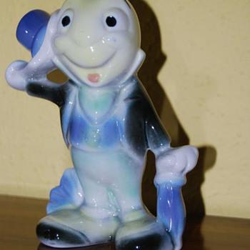 porcelain walt disney - Figurines
