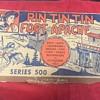 Rin Tin Tin Fort Apache Marx's 1956