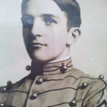 Vintage West Point Cadet-Douglas MacArthur perhaps??? - Military and Wartime