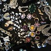 Vintage costume jewelry Auction finds