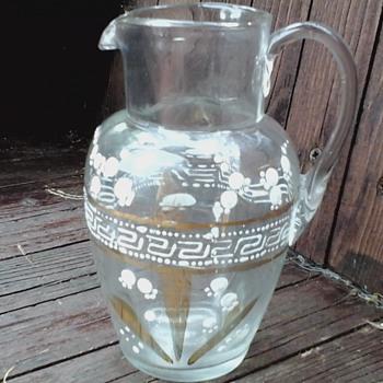 mary gregory/bohemian?? - Art Glass