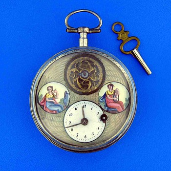 Breguet pocket watch...real or contemporary fake? - Pocket Watches