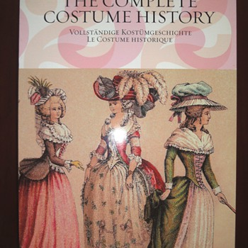The Complete Costume History - Volständige Kostümgeschichte ? Le Costume Historique. - Victorian Era