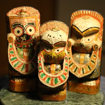 What are these guys? - Folk Art