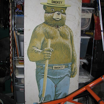 Smokey the Bear  - Firefighting