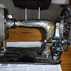 my mystery vintage sewing machine