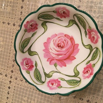Saxe Bread Plate - China and Dinnerware