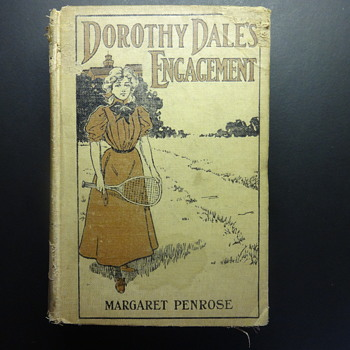 DOROTHY DALE'S ENGAEMENT-BY MARGARET PENROSE-1917-BOOK. - Books