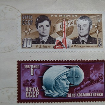 2 letter from ex CCCP