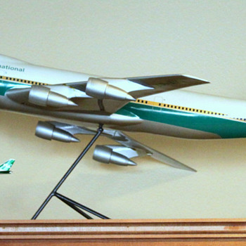 PIA aviation models - Advertising