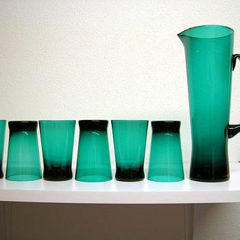 Sakari Pykälä Milano - Art Glass