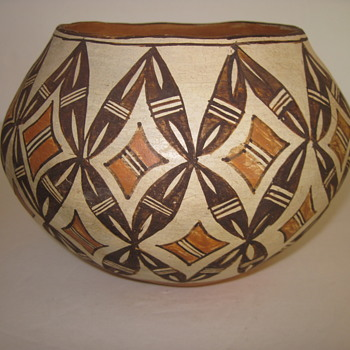 Acoma pottery, possible age?? - Native American