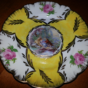I can't believe I forgot to post this purchase.... - China and Dinnerware