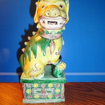 China Dragon - Asian