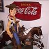 1950s Sandy 1-Cent Riding Horse
