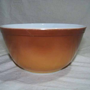 Pyrex Mixing Bowl - Kitchen