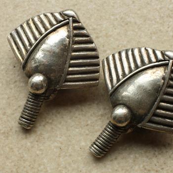 Mystery silver clips - Fine Jewelry
