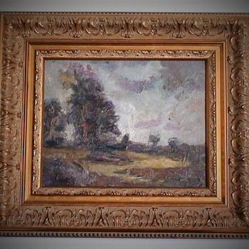 Jorge Gustavo Barbosa Impressionist Painting  - Fine Art