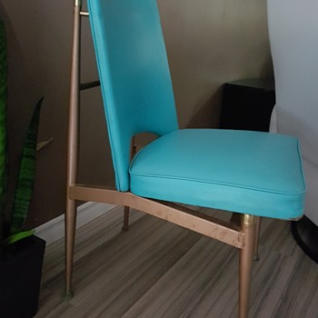 Mid century kitchen chairs - Furniture