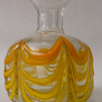 one of my mysteries - Art Glass