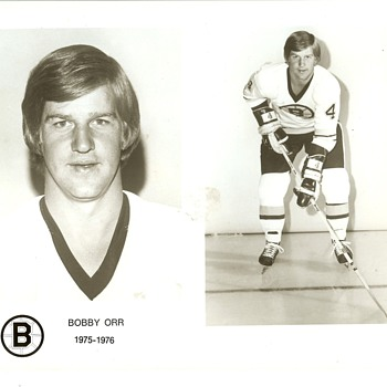 Bobby Orr - Hockey