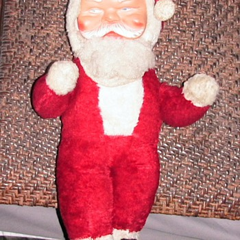 Stuffed Santa - Christmas